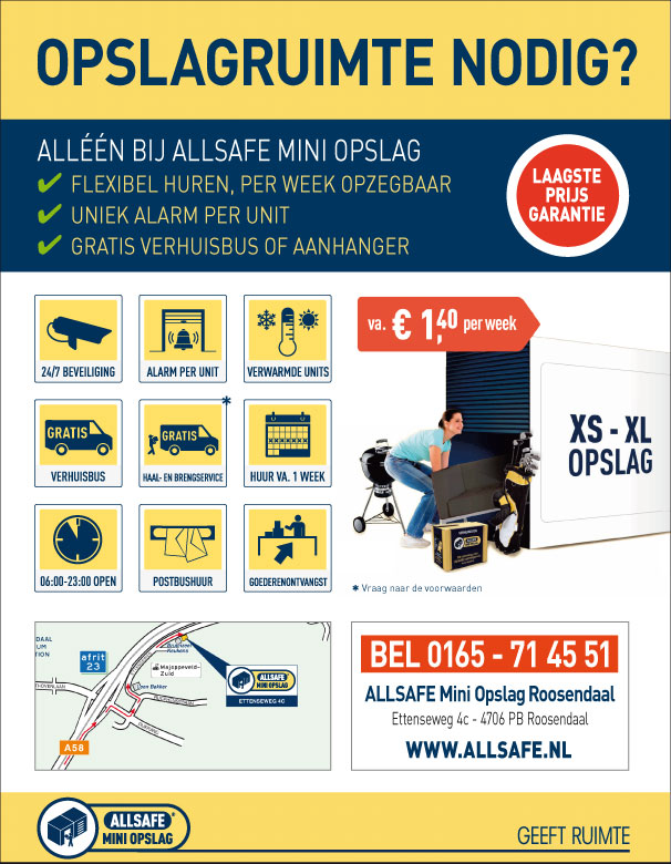 Allsafe roosendaal