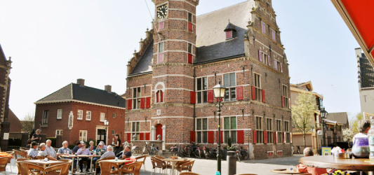 Hotel Restaurant Kroon De