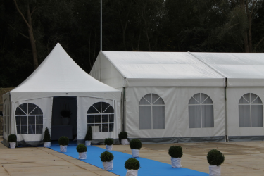 Pagode tent speciale tents