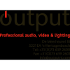 Output Professional Audio, Video & Lighting