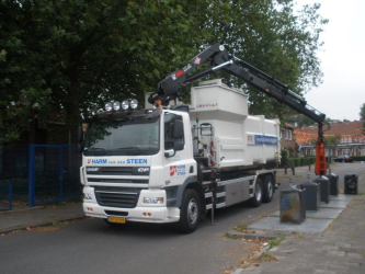 Van der Steen Reiniging en Transport