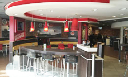 Burger King Helmond BV