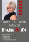 Hair & Zo Kapsalon