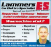 Lammers Electro Specialist Witgoedapparatuur