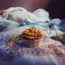 Vegan Morning Glory Muffin