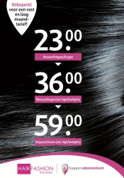 Hairfashion Kapsalon